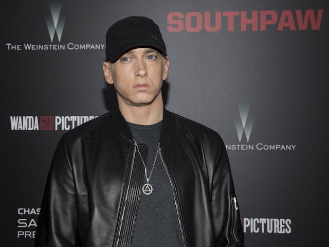 Eminem makes light of Manchester bombing on new album