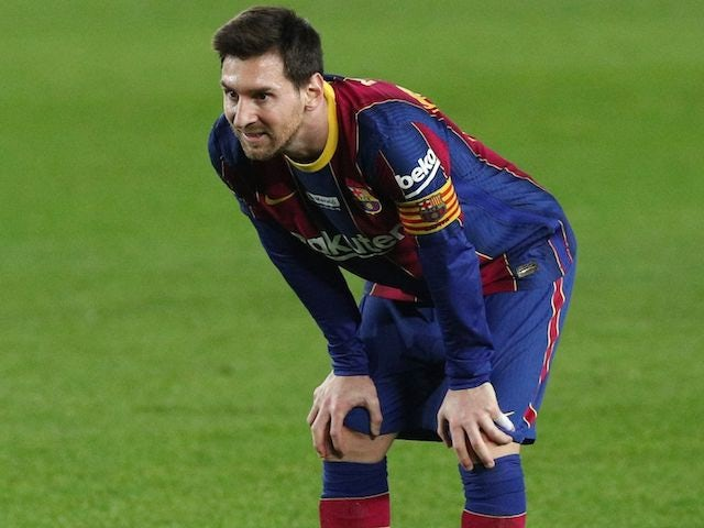Man City, PSG 'expect Messi to leave Barca next summer'