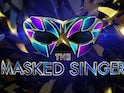 Logo for series two of The Masked Singer