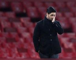 Arsenal 'have no plans to sack Arteta before next season'