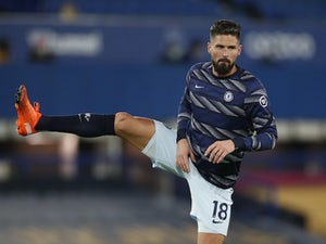 Chelsea striker Olivier Giroud 'offered to Real Madrid'
