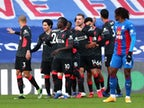 Result: Rampant Liverpool put seven past Crystal Palace at Selhurst Park