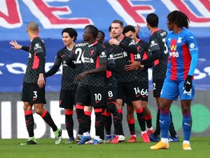 Liverpool break all-time winning record with Palace rout