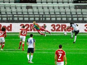 Daniel Johnson's penalty sees Preston overcome Bristol City