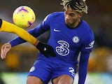 Reece James in action for Chelsea on December 15, 2020