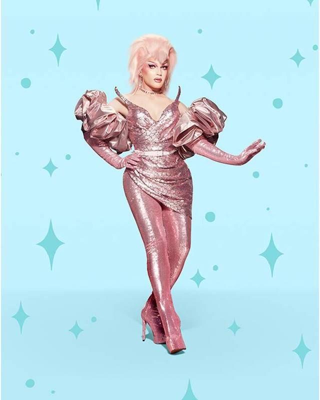 Rose on RuPaul's Drag Race season 13
