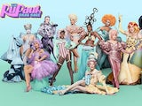 (Most of) The cast of RuPaul's Drag Race season 13