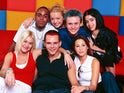 S Club 7 in their late 1990s pomp