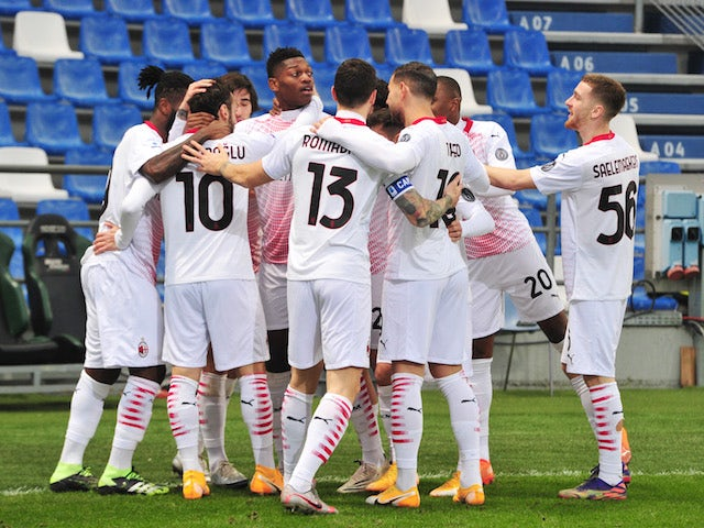 European roundup: Real Madrid win again while Milan's Leao creates history
