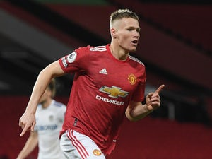 Scott McTominay breaks goalscoring record in Man Utd rout over Leeds
