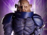 The Sontarans in Doctor Who