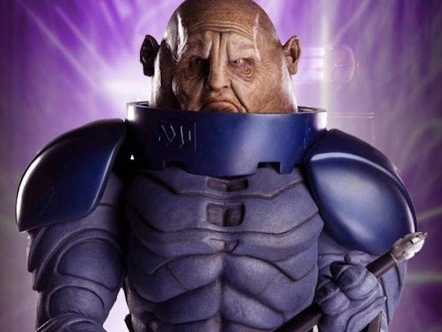 The Sontarans 'to return in new series of Doctor Who'