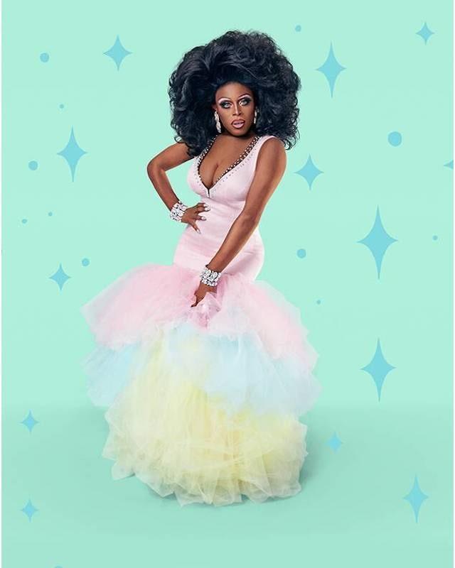 Tamisha Iman on RuPaul's Drag Race season 13