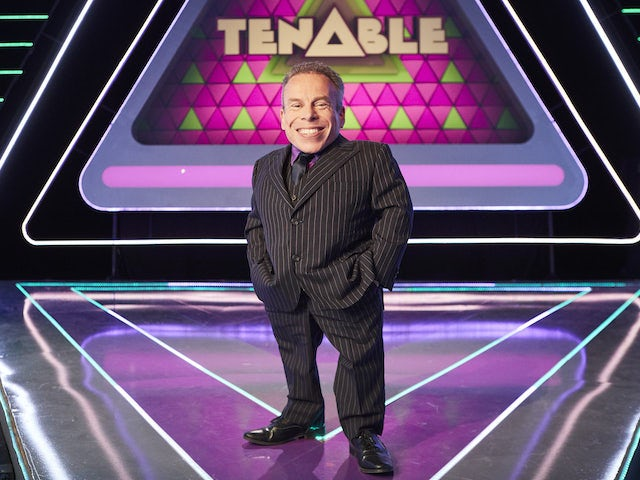 Warwick Davis hosting Tenable