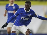 Yves Bissouma in action for Brighton on December 16, 2020