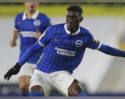 Man City 'considering £30m Yves Bissouma bid'