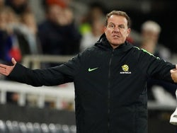 Alen Stajcic, now in charge of Central Coast Mariners, pictured in 2019