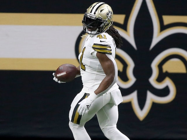 Result: Alvin Kamara ties NFL record as Saints beat Vikings 52-33
