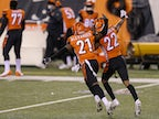 Result: Steelers suffer third straight defeat as Bengals march to victory