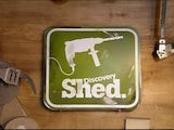 Discovery Shed logo