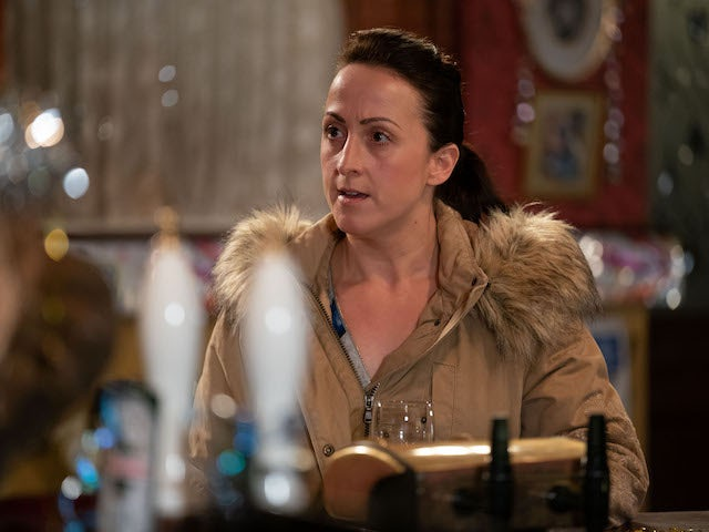 Sonia on EastEnders on January 8, 2021