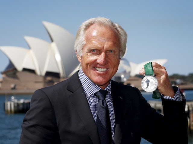 Golf legend Greg Norman hospitalised with coronavirus