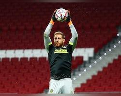 Man United 'made aware Oblak wants Premier League move'