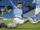 John Stones in action for Manchester City on December 9, 2020