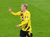 Borussia Dortmund midfielder Julian Brandt pictured in September 2020