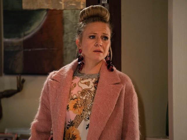 Linda on EastEnders on January 12, 2021