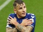 Team News: Everton duo Lucas Digne and Alex Iwobi return for Leicester clash