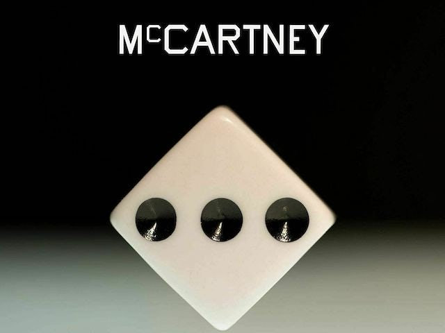 Paul McCartney on track for first solo number one album since 1989