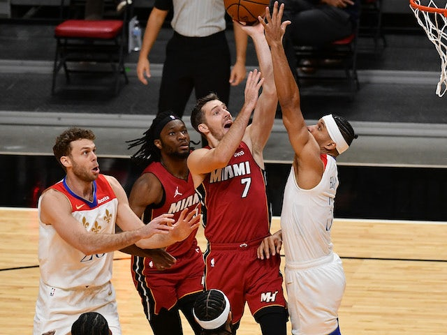 NBA roundup: Big Christmas wins for Miami Heat, Milwaukee Bucks