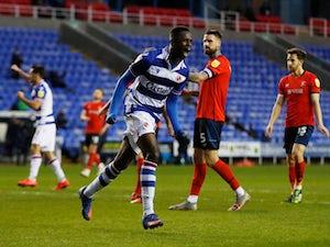 Reading return to winning ways as Luton fall short