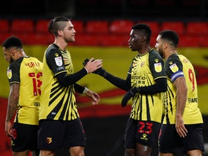 Ismaila Sarr scores winner as Watford beat table-toppers Norwich