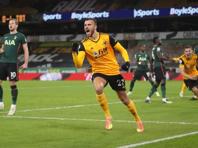Result: Wolves fight back to claim deserved point against Tottenham
