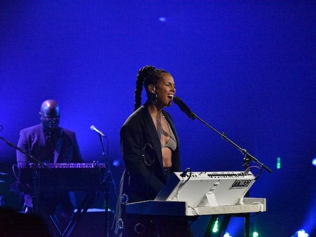 Alicia Keys Rocks New Year's Eve 2020