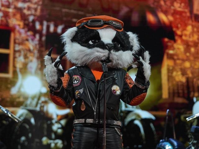 Badger on The Masked Singer S02E01
