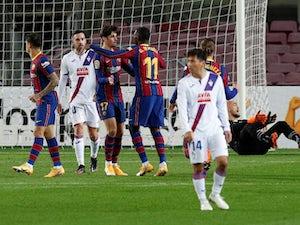 Preview: Huesca vs. Barcelona - prediction, team news, lineups