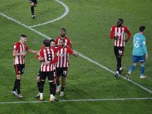 Brentford go above Bournemouth with late win over in-form Cherries