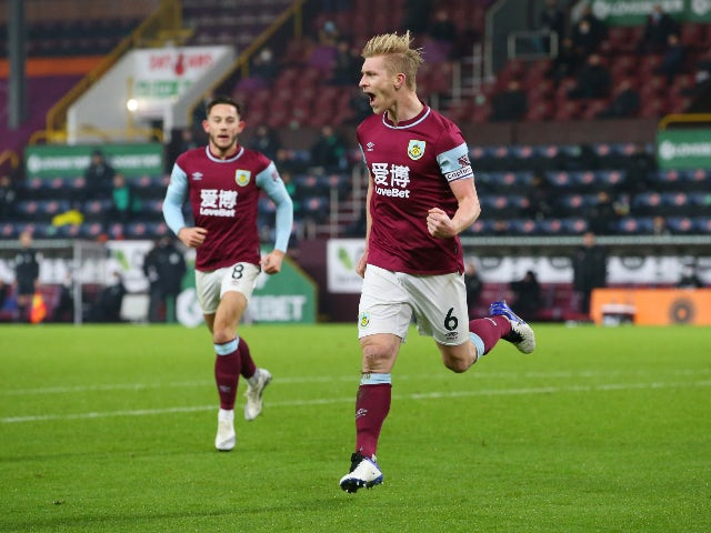 Result: Burnley's Ben Mee condemns Sheffield United to another defeat