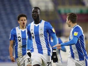 Naby Sarr brace propels Huddersfield to win over Blackburn