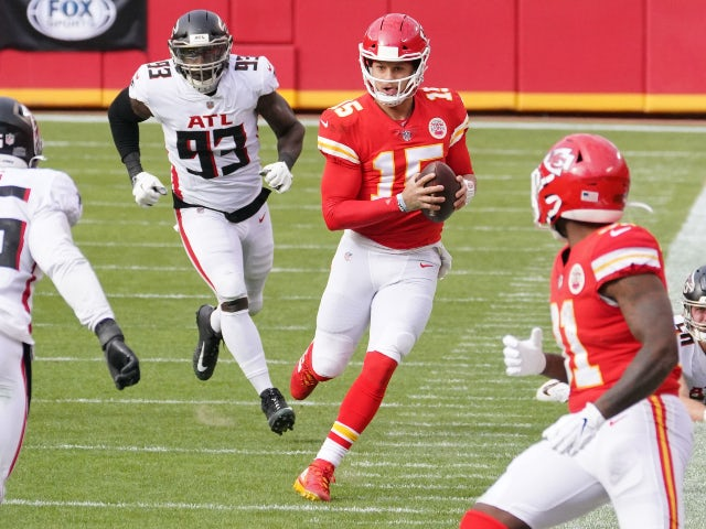 NFL roundup: Chiefs clinch top spot in playoffs, Bears dominate Jaguars
