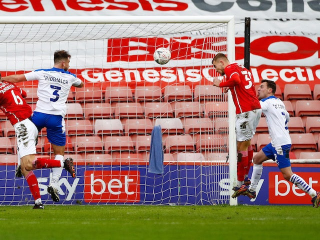 Result: Helik, Woodrow send Barnsley into fourth round of FA Cup