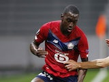 Lille midfielder Boubakary Soumare pictured in October 2020