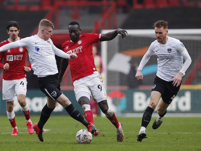 Result: Bristol City edge past Portsmouth to reach FA Cup fourth round
