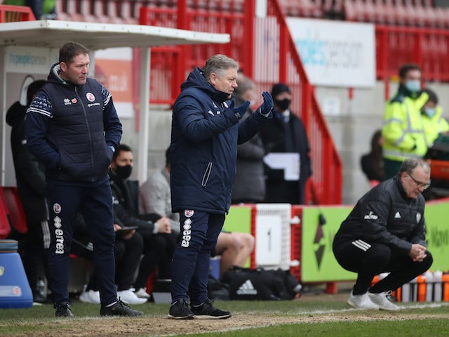 John Yems delighted with Leeds United scalp