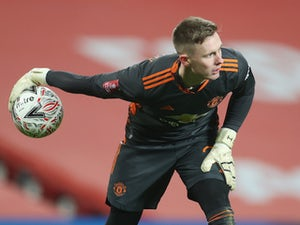 Spurs, Dortmund 'leading race to sign Man United's Dean Henderson'