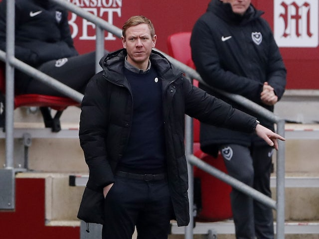 Bristol City manager Dean Holden pictured on January 10, 2021