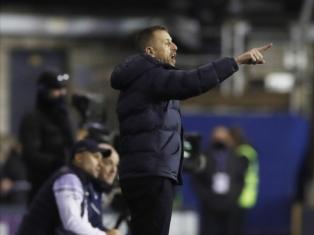 Millwall boss Gary Rowett refuses to take credit for Matt Smith equaliser